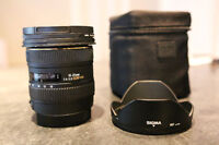 Sigma 10-20mm F4-5.6 EX DC HSM for Sony (used)