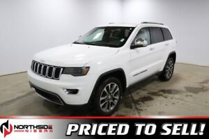 2018 Jeep Grand Cherokee 4WD LIMITED LUXURY Accident Free,  Navi