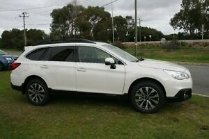 2016 Subaru Outback B6A MY16 2.5i CVT AWD White 6 Speed Constant Variable Wagon Mandurah Mandurah Area Preview