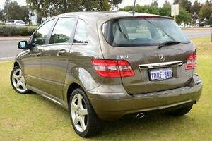 2011 Mercedes-Benz B180 W245 MY11 Brown 1 Speed Constant Variable Hatchback Wangara Wanneroo Area Preview