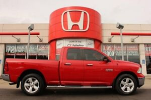 2013 Ram 1500 SLT- 4X4+QUAD CAB+ SIDE STEPS & MORE!