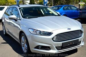 2016 Ford Mondeo MD Ambiente SelectShift Moondust Silver 6 Speed Sports Automatic Wagon Woodbridge Swan Area Preview