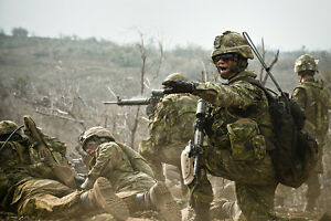 Army Reserves - weekends and Tuesdays
