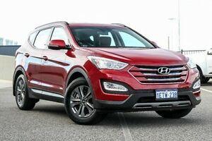 2015 Hyundai Santa Fe DM MY15 Active CRDi (4x4) Red 6 Speed Automatic Wagon Wangara Wanneroo Area Preview