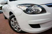2011 Hyundai i30 FD MY11 SX White 4 Speed Automatic Hatchback Myaree Melville Area Preview