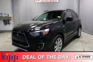 2014 Mitsubishi RVR AWC GT Heated Seats,  Sunroof,  Bluetooth,