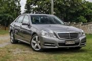 2011 Mercedes-Benz E350 W212 Avantgarde 7G-Tronic Grey 7 Speed Sports Automatic Sedan Aspley Brisbane North East Preview