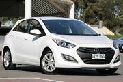 2014 Hyundai i30 GD2 MY14 SE White 6 Speed Sports Automatic Hatchback Christies Beach Morphett Vale Area Preview