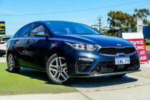 2019 Kia Cerato BD MY19 Sport+ Gravity Blue 6 Speed Sports Automatic Sedan Wangara Wanneroo Area Preview