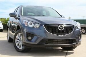 2012 Mazda CX-5 Maxx Sport (4x4) Grey 6 Speed Automatic Wagon Belmore Canterbury Area Preview