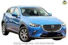 2015 Mazda CX-3 DK2W76 Neo SKYACTIV-MT Blue 6 Speed Manual Wagon Mount Gambier Grant Area Preview