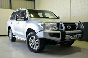 2010 Toyota Landcruiser VDJ200R MY10 60th Anniversary Blue 6 Speed Sports Automatic Wagon Blair Athol Port Adelaide Area Preview