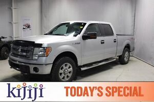 2014 Ford F-150 4WD XTR SUPERCREW Leather,  Bluetooth,  A/C,