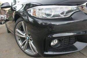 2015 BMW 428i F33 MY15 Sport Line Black 8 Speed Automatic Convertible Petersham Marrickville Area Preview
