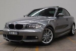 2009 BMW 125I E82 Grey 6 Speed Automatic Coupe Brooklyn Brimbank Area Preview