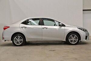 2014 Toyota Corolla ZRE172R SX Silver 6 Speed Manual Sedan Seven Hills Blacktown Area Preview