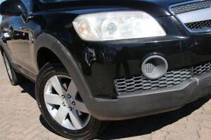 2007 Holden Captiva CG CX (4x4) Black 5 Speed Automatic Wagon