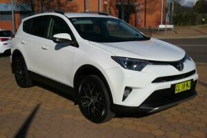 2017 Toyota RAV4 ZSA42R MY17 GXL (2WD) White Continuous Variable Wagon Greenway Tuggeranong Preview