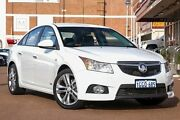 2014 Holden Cruze JH Series II MY14 SRi Z Series White 6 Speed Manual Sedan Fremantle Fremantle Area Preview