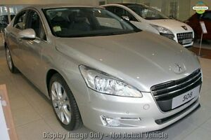 2013 Peugeot 508 MY13 Allure HDI White 6 Speed Sports Automatic Sedan Osborne Park Stirling Area Preview