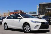 2016 Toyota Camry ASV50R MY16 Altise Diamond White 6 Speed Automatic Sedan Northbridge Perth City Area Preview