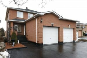 Upgraded T/Out! 3 Bed Semi-Det Home, O/C Bsmt W/Lge Rec Rm