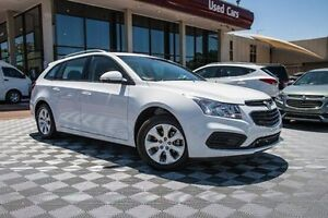 2015 Holden Cruze JH Series II MY15 CD Sportwagon White 6 Speed Sports Automatic Wagon Alfred Cove Melville Area Preview