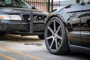 "19"" NICHE Wheel + Tire Package - ( Ford Mustang 2006 - 2016 )"