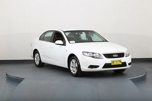2008 Ford Falcon FG XT (LPG) White 4 Speed Auto Seq Sportshift Sedan Smithfield Parramatta Area Preview