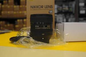 Nikon AF-S 24-85 VR