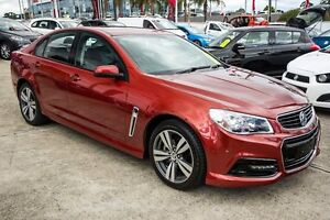 2015 Holden Commodore VF MY15 SV6 Some Like It Hot 6 Speed Sports Automatic Sedan Blacktown Blacktown Area Preview