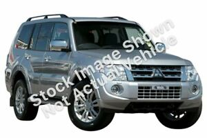 2013 Mitsubishi Pajero NW MY13 Exceed Gold 5 Speed Sports Automatic Wagon Monkland Gympie Area Preview