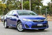 2012 Toyota Camry AVV50R Hybrid H Blue 1 Speed Constant Variable Sedan Hybrid Gosnells Gosnells Area Preview