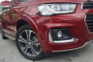 2015 Holden Captiva CG MY15 7 LTZ (AWD) Red 6 Speed Automatic Wagon Waitara Hornsby Area Preview