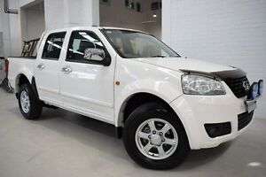 2011 Great Wall V200 K2 MY11 White 6 Speed Manual Utility West Launceston Launceston Area Preview