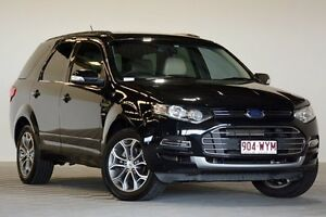 2011 Ford Territory SZ Titanium (4x4) Black 6 Speed Automatic Wagon Coopers Plains Brisbane South West Preview