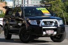 2010 Nissan Navara D40 ST Black 6 Speed Manual Utility Windsor Brisbane North East Preview