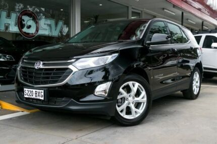2018 Holden Equinox EQ MY18 LT FWD Black 9 Speed Sports Automatic Wagon Somerton Park Holdfast Bay Preview