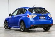 2013 Subaru Impreza G3 MY13 WRX AWD Blue 5 Speed Manual Hatchback Welshpool Canning Area Preview