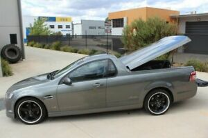 2010 Holden Ute VE II SS Grey 6 Speed Sports Automatic Utility