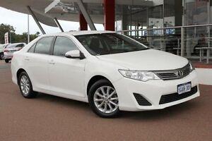 2014 Toyota Camry ASV50R Altise Diamond White 6 Speed Sports Automatic Sedan Myaree Melville Area Preview