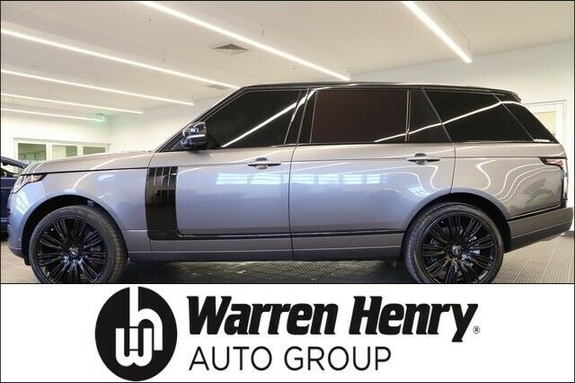 Image 2 Voiture Américaine d'occasion Land Rover Range Rover 2019