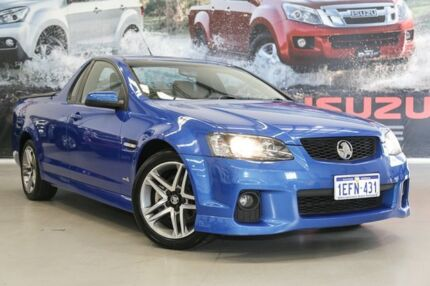 2009 Holden Ute VE MY09.5 SV6 Blue 6 Speed Manual Utility Rockingham Rockingham Area Preview