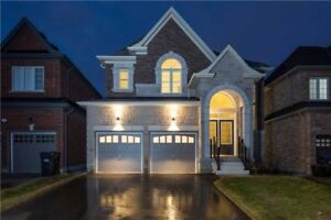 Stunning Detached 4 Bdrm Home for SALE in Brampton Ontario!