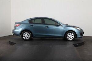 2010 Mazda 3 BL Neo Blue 6 Speed Manual Sedan
