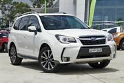2016 Subaru Forester S4 MY16 XT CVT AWD Premium Crystal White 8 Speed Constant Variable Wagon Castle Hill The Hills District Preview