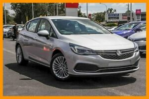 2016 Holden Astra BK MY17 R Silver 6 Speed Sports Automatic Hatchback Aspley Brisbane North East Preview