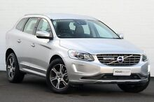 2015 Volvo XC60 DZ MY15 T6 GEARTRONIC AWD LUXURY Bright Silver 6 Speed Sports Automatic Wagon Glen Iris Boroondara Area Preview