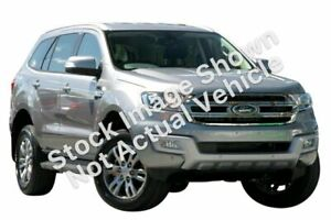 2017 Ford Everest UA Trend 4WD Silver 6 Speed Sports Automatic Wagon Morley Bayswater Area Preview