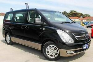 From $86 per week on finance* 2014 Hyundai iMAX Wagon Coburg Moreland Area Preview